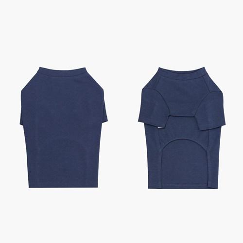 2019 basic t(베이직티)_GRAYISH BLUE