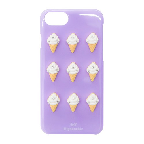 VANILLA ICE CREAM 아이폰 카드수납케이스