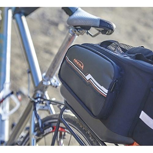 아이베라 자전거 투어링 짐받이 가방 세트(대만산)