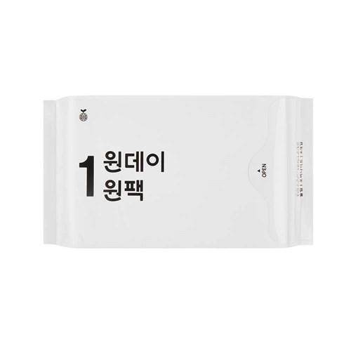 원데이원팩 유기농 생리대 오버나이트 1+ 1 (총8P)
