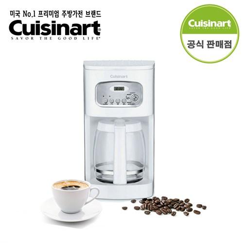 쿠진아트 12컵 드립 커피메이커 DCC-1100WKR