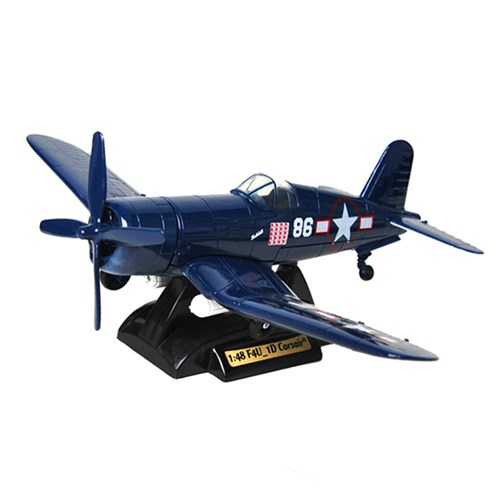 [모터맥스] 1:48 노드롭 F-4U 코르세어 전투기 (540M76355)