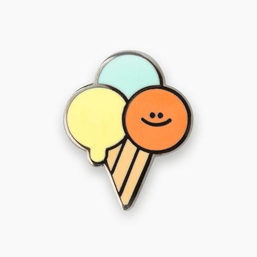[PLAY 월간배지] 8월의 THING. 아이스크림