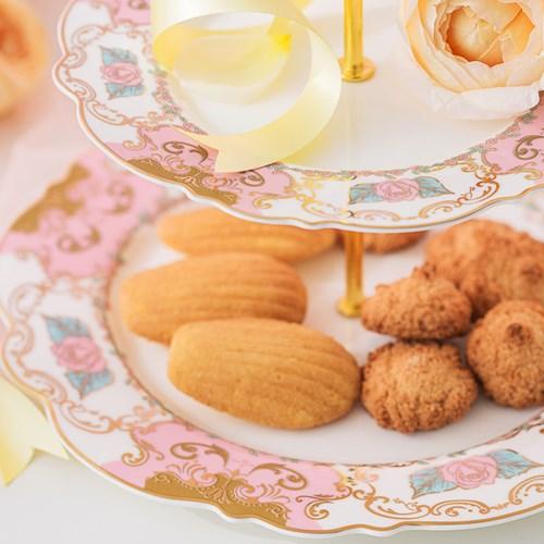 [디즈니] 미녀와야수_Cake Plate (2단)