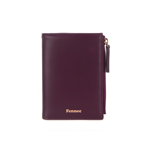 FENNEC FOLD WALLET - PLUM PURPLE