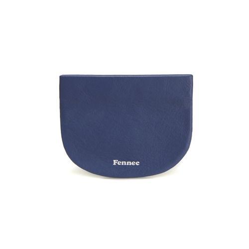 FENNEC HALFMOON MINI POUCH - DUSTY BLUE