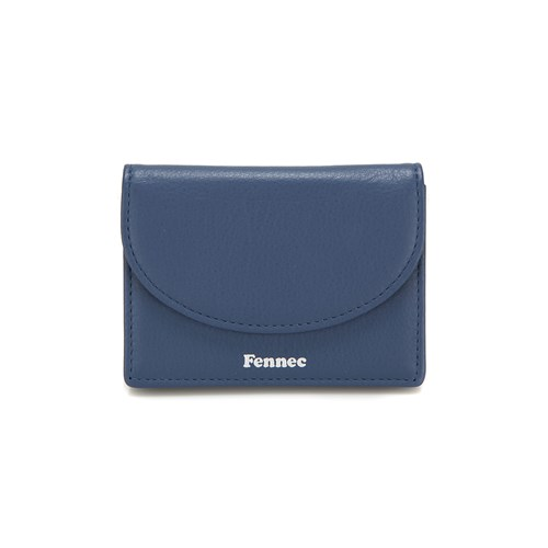 [2/10예약배송]FENNEC HALFMOON ACCORDION POCKET - DUSTY BLUE