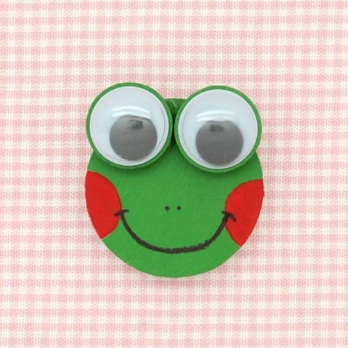 동물친구자석만들기-개구리