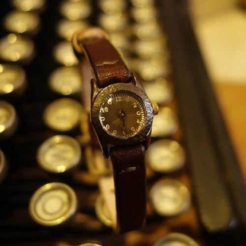 심플라이프 수공예 여성 핸드메이드 손목시계 SL008
