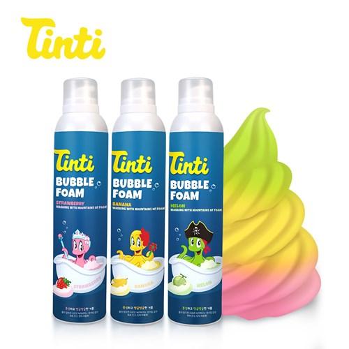 TINTI 틴티 버블폼 클렌저 3종 set_(1653564)
