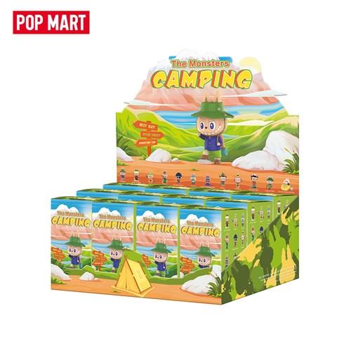 [팝마트코리아 정품 판매처] 라부부-캠핑 시리즈_박스