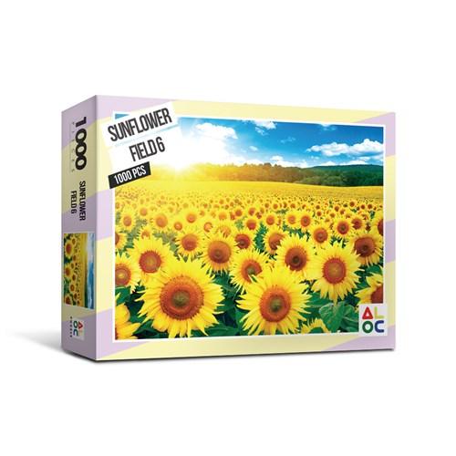 직소퍼즐 1000조각 해바라기 들판6 AL3005