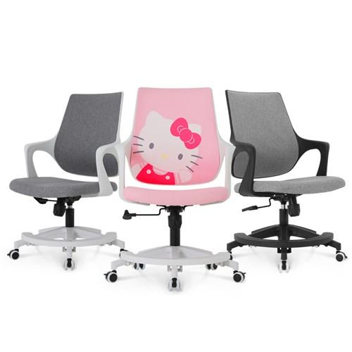 린백 스터디체어 학생 책상 공부 키티 사무용 의자