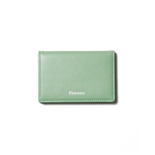 FENNEC SOFT CARD CASE - MINT