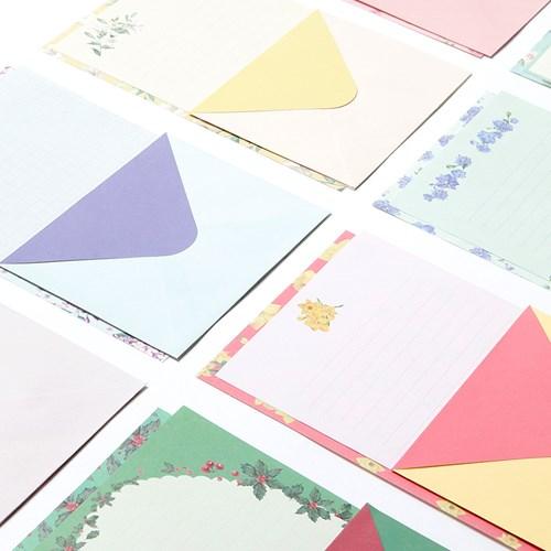 Floral Letter Set_ 메리골드