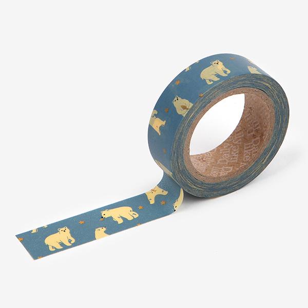 Masking Tape single - 53 Friendly bear